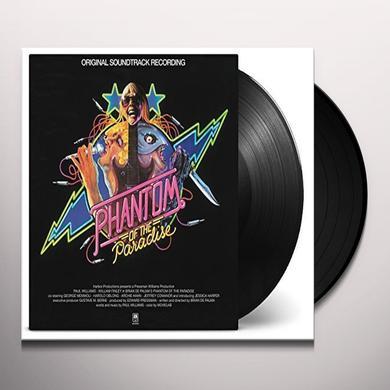 PHANTOM OF THE PARADISE / O.S.T. (HOL) PHANTOM OF THE PARADISE / O.S.T. Vinyl Record - Holland Release