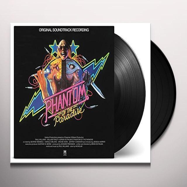 PHANTOM OF THE PARADISE / O.S.T. (HOL) PHANTOM OF THE PARADISE / O.S.T. Vinyl Record - Holland Import