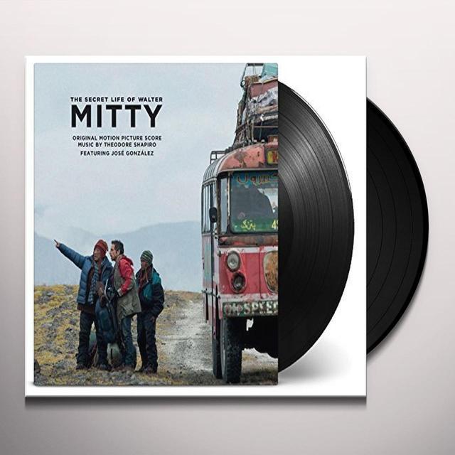 SECRET LIFE OF WALTER MITTY / O.S.T. (HOL) SECRET LIFE OF WALTER MITTY / O.S.T. Vinyl Record - Holland Import