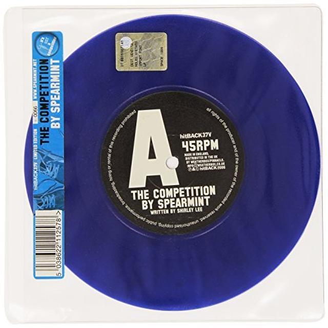Spearmint COMPETITON Vinyl Record