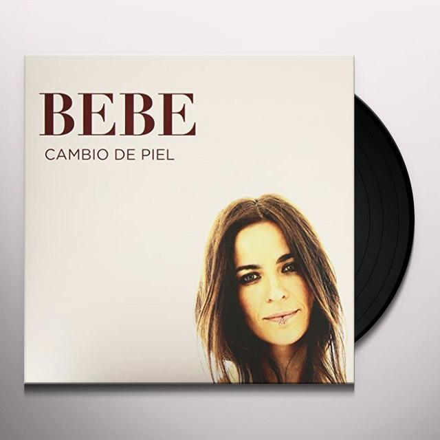 Bebe CAMBIO DE PIEL Vinyl Record - w/CD, Spain Import