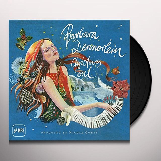 Miles Davis / Barbara Dennerlein / Magnus Lindgren BARBARA DENNERLEIN - CHRISTMAS SOUL Vinyl Record