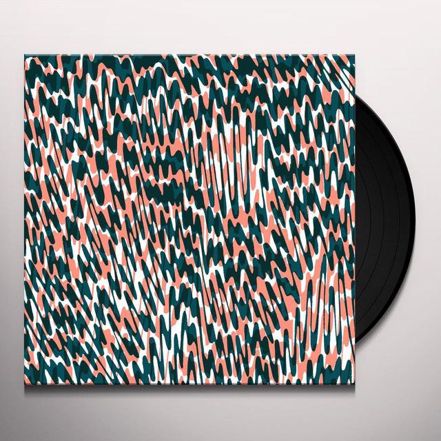 TIGUE / TIGUE PEAKS Vinyl Record