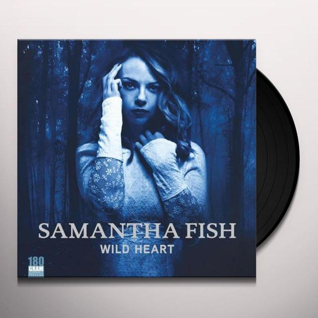 Samantha Fish WILD HEART Vinyl Record