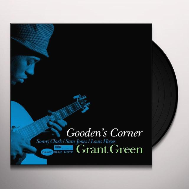Grant Green GOODEN'S CORNER Vinyl Record - Gatefold Sleeve, Limited Edition, 180 Gram Pressing, Remastered