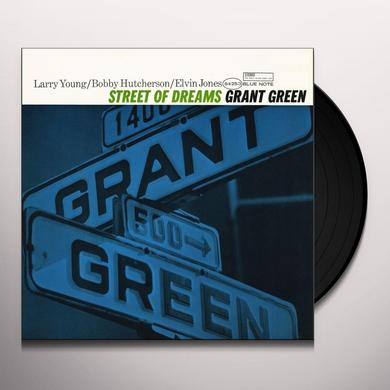 Grant Green STREET OF DREAMS Vinyl Record - Gatefold Sleeve, Limited Edition, 180 Gram Pressing, Remastered