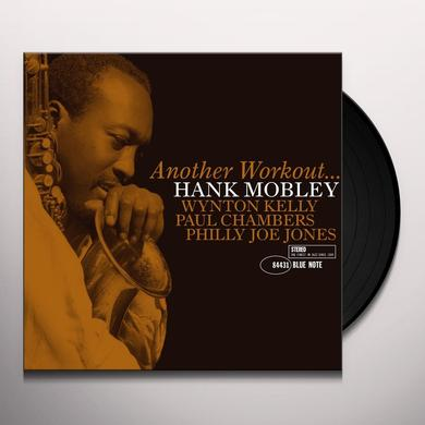 Hank Mobley ANOTHER WORKOUT Vinyl Record - Gatefold Sleeve, Limited Edition, 180 Gram Pressing, Remastered, Mono
