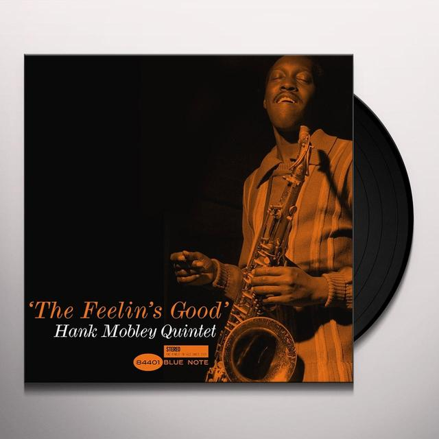 Hank Mobley Quintet FEELIN'S GOOD Vinyl Record