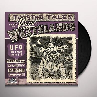 UFO ON FARM ROAD 318: TWISTED TALES FROM / VARIOUS Vinyl Record