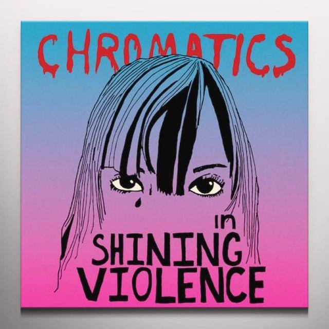 Chromatics IN THE CITY II Vinyl Record - Clear Vinyl, 180 Gram Pressing