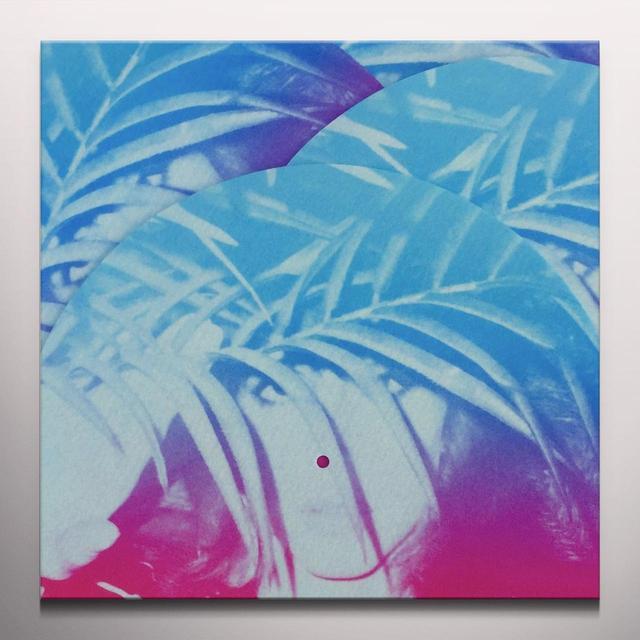 Glass Candy WARM IN THE WINTER Vinyl Record - 180 Gram Pressing, Pink Vinyl