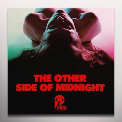 Johnny Jewel OTHER SIDE OF MIDNIGHT Vinyl Record - Clear Vinyl, 180 Gram Pressing