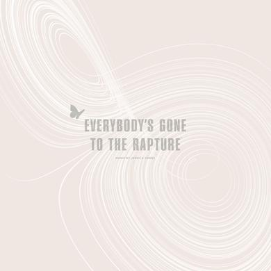 Jessica Curry EVERYBODY'S GONE TO THE RAPTURE - GAME O.S.T. Vinyl Record