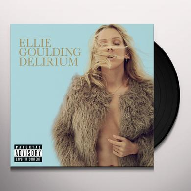 Ellie Goulding DELIRIUM Vinyl Record - Deluxe Edition