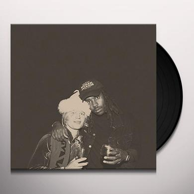 Devante Hynes / Connan Mockasin MYTHS 001 Vinyl Record - UK Import