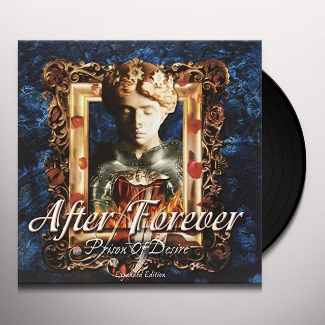 After Forever PRISON OF DESIRE - EXPANDED EDITION Vinyl Record - UK Import