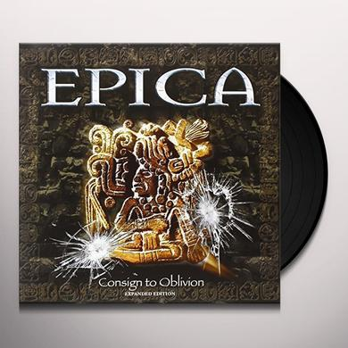 Epica CONSIGN TO OBLIVION - EXPANDED EDITION (EXP) Vinyl Record - UK Import