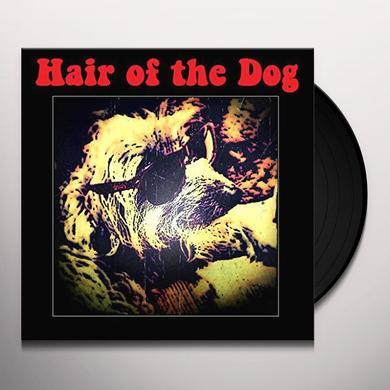 HAIR OF THE DOG Vinyl Record - UK Import