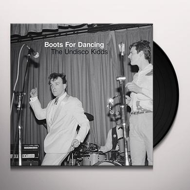 BOOTS FOR DANCING UNDISCO KIDDS Vinyl Record