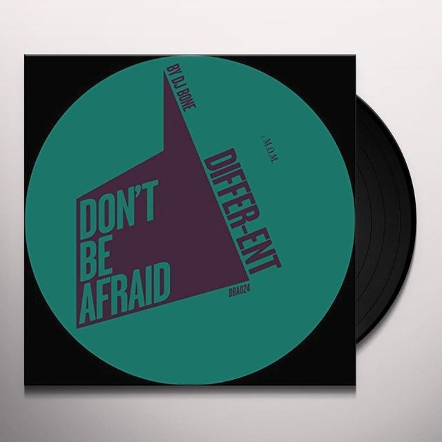 DIFFER-ENT M.O.M. Vinyl Record