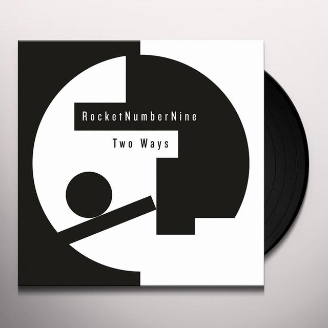 Rocketnumbernine TWO WAYS Vinyl Record - UK Import