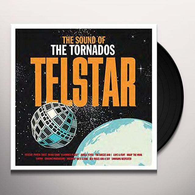 TORNADOS TELSTAR THE SOUND OF Vinyl Record - UK Import