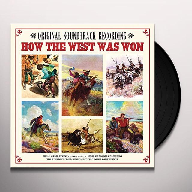 HOW THE WEST WAS WON / O.S.T. (UK) HOW THE WEST WAS WON / O.S.T. Vinyl Record