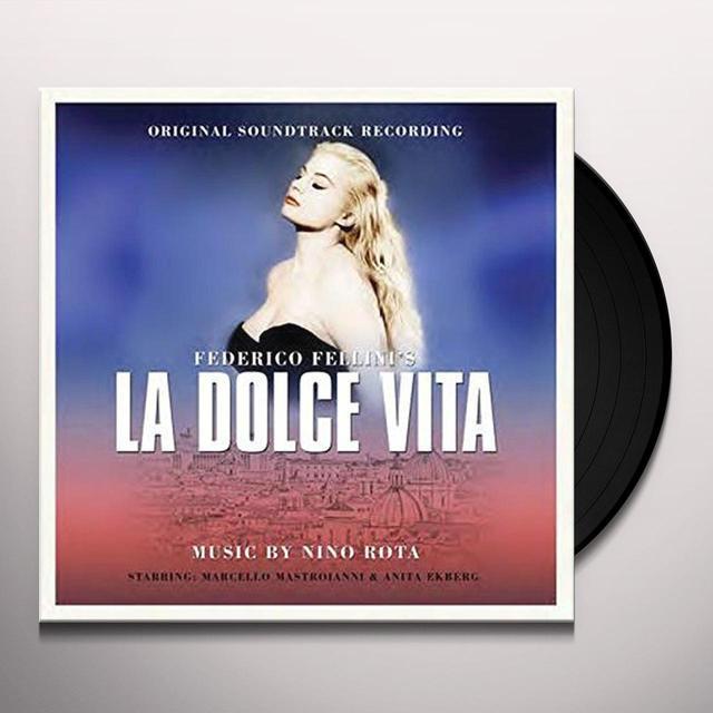 LA DOLCE VITA / O.S.T. (UK) LA DOLCE VITA / O.S.T. Vinyl Record - UK Import