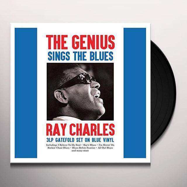 GENIUS SINGS THE BLUES / VARIOUS (UK) GENIUS SINGS THE BLUES / VARIOUS Vinyl Record - UK Import