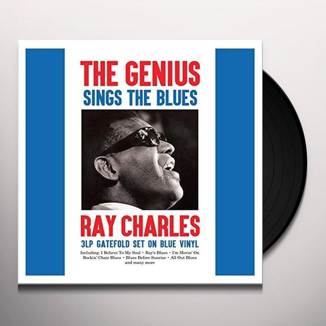 GENIUS SINGS THE BLUES / VARIOUS (UK) GENIUS SINGS THE BLUES / VARIOUS Vinyl Record