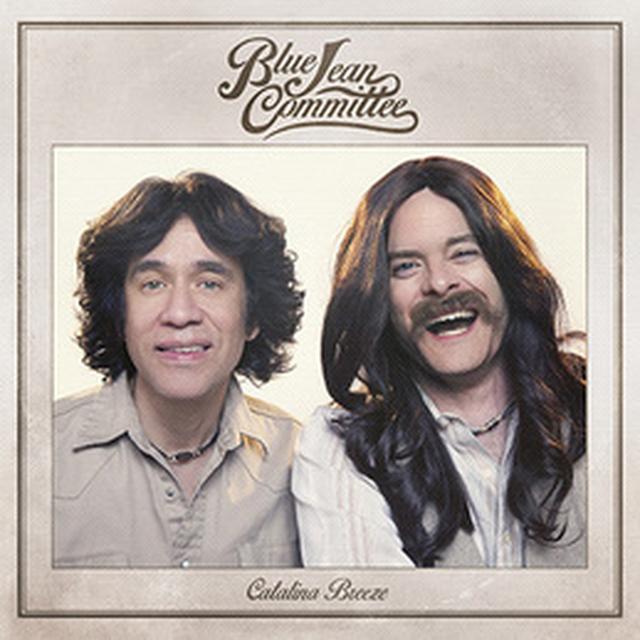 BLUE JEAN COMMITTEE CATALINA BREEZE Vinyl Record - UK Release