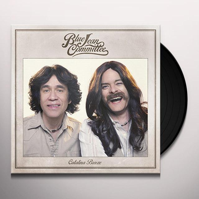 BLUE JEAN COMMITTEE CATALINA BREEZE Vinyl Record - UK Import