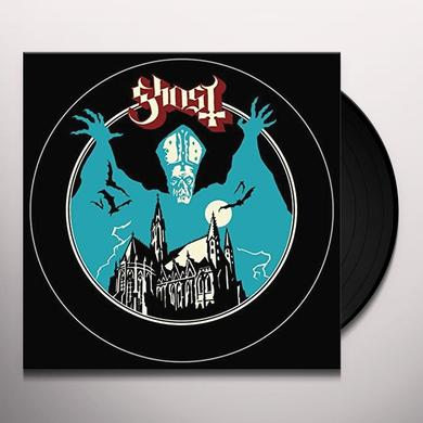 Ghost OPUS EPONYMOUS (PICTURE DISC) Vinyl Record - UK Import