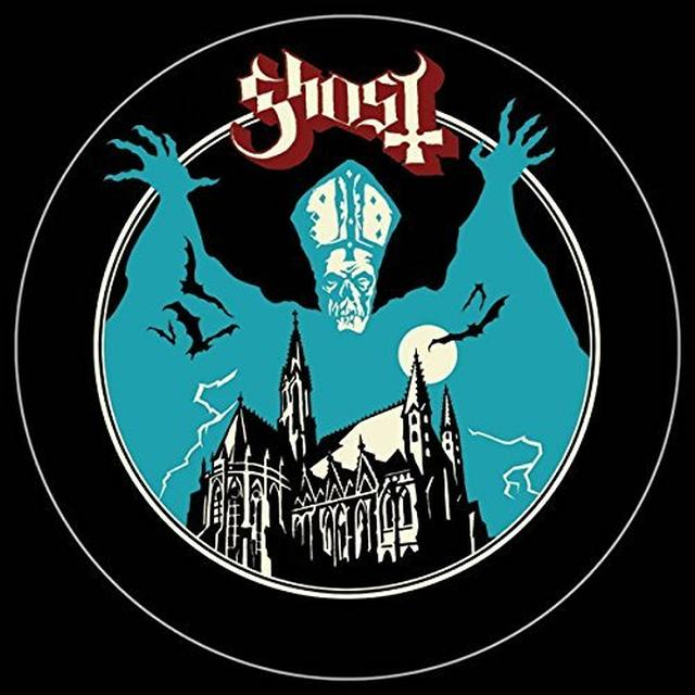 Ghost OPUS EPONYMOUS (PICTURE DISC) Vinyl Record