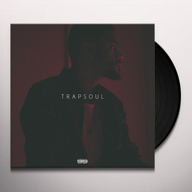Bryson Tiller TRAPSOUL (DLI) Vinyl Record