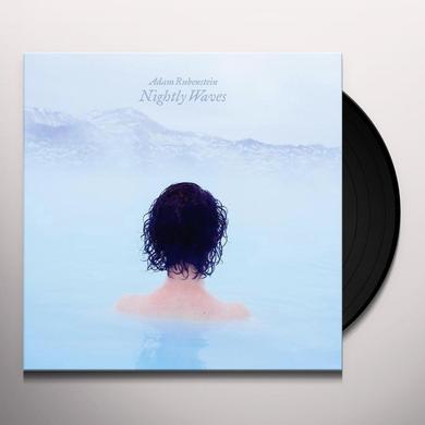 Adam Rubenstein NIGHTLY WAVES Vinyl Record - w/CD