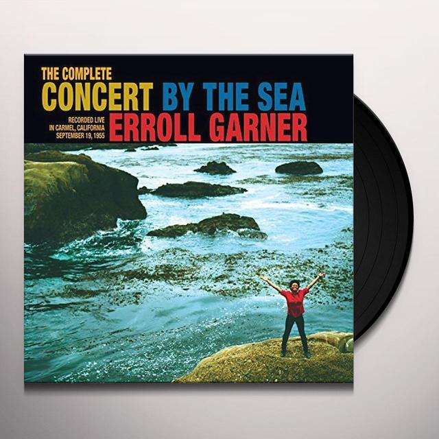 ERROLL GARNER (LTD) (OGV) COMPLETE CONCERT BY THE SEA Vinyl Record - Limited Edition, 180 Gram Pressing