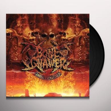 BONE GNAWER CANNIBAL CREMATORIUM Vinyl Record