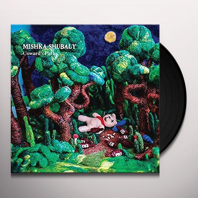 Mishka Shubaly COWARD'S PATH Vinyl Record