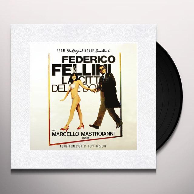 Luis Bacalov FEDERICO FELLINI'S LA CITTA' DELLE DONNE / O.S.T. Vinyl Record