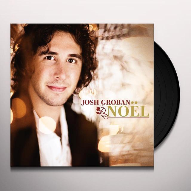 Josh Groban NOEL Vinyl Record
