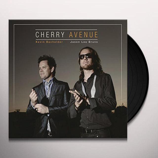 Jason Lee Bruns CHERRY AVENUE Vinyl Record