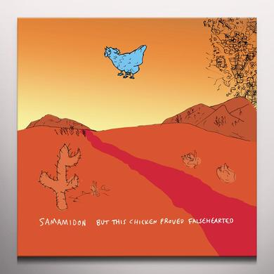 Sam Amidon BUT THIS CHICKEN PROVED FALSEHEARTED Vinyl Record