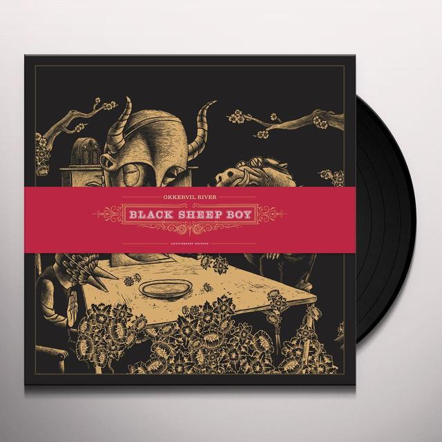 Okkervil River BLACK SHEEP BOY (10TH ANNIVERSARY EDITION) Vinyl Record