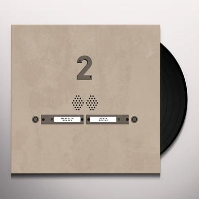 Kevin Devine / Meredith Graves DEVINYL SPLITS NO 2 Vinyl Record
