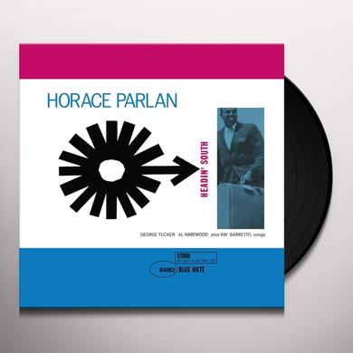 Horace Parlan HEADIN' SOUTH Vinyl Record - Gatefold Sleeve, Limited Edition, 180 Gram Pressing, Remastered