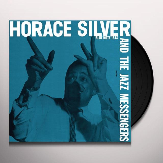 Horace Silver And The Jazz Messengers HORACE SILVER AND JAZZ MESSENGERS Vinyl Record - Gatefold Sleeve, Limited Edition