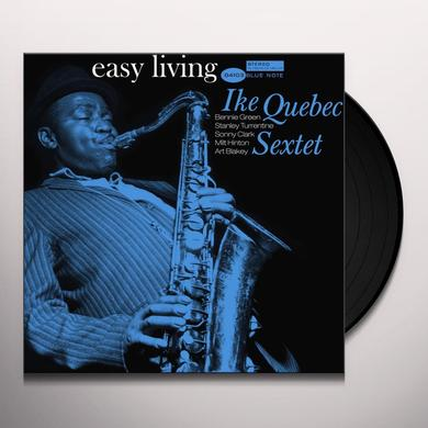 Ike Quebec EASY LIVING Vinyl Record