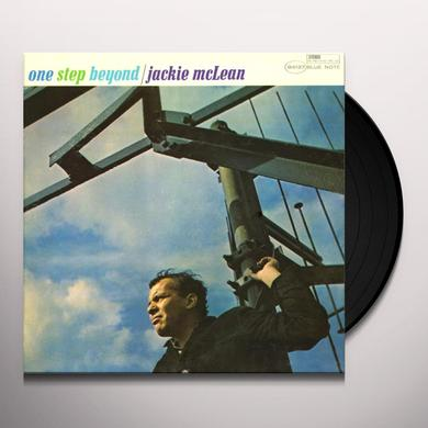 Jackie Mclean ONE STEP BEYOND Vinyl Record - Gatefold Sleeve, Limited Edition, 180 Gram Pressing, Remastered