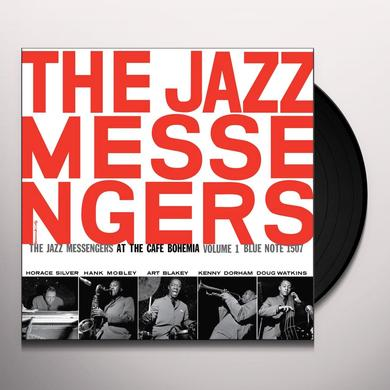Jazz Messengers AT THE CAFE BOHEMIA 1 Vinyl Record - Gatefold Sleeve, Limited Edition, 180 Gram Pressing, Remastered